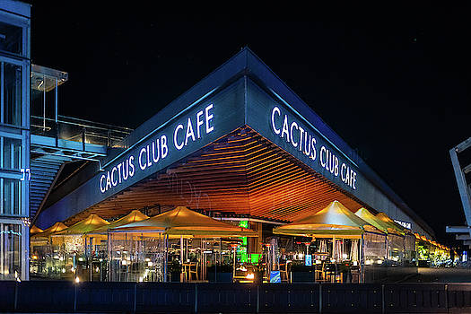 Ross G Strachan - Cactus Club Cafe