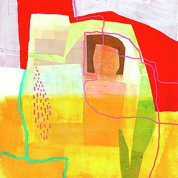 Cactus Dream #2 by Jane Davies