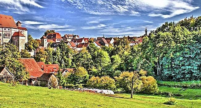 Cadolzburg History with flair in Middle Franconia/Germany by Karl-Heinz Luepke