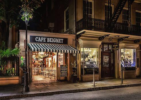 Susan Rissi Tregoning - Cafe Beignet