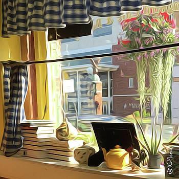 Cafe Window by Steven Macon