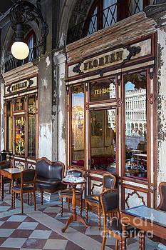Brian Jannsen - Caffe Florian Venice Italy II