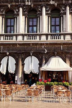 Brian Jannsen - Caffe Florian Venice Italy III