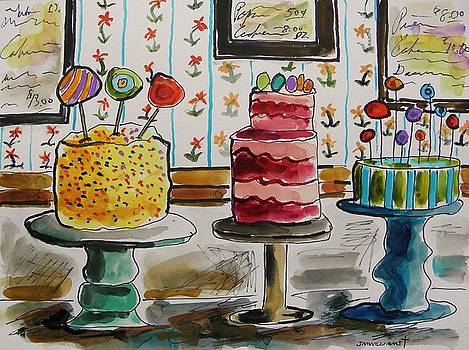 Cakes For Fun by John Williams