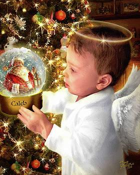 Doug Kreuger - Caleb Christmas Angel