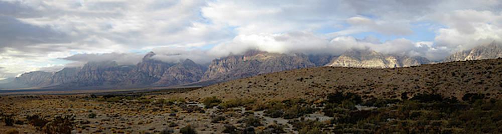Calico Vista 2 Panorama by Alan Socolik