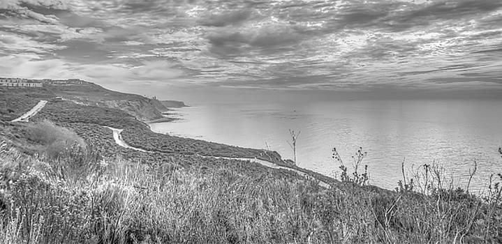 California Coastal View in Palos Verdes by R Scott Duncan