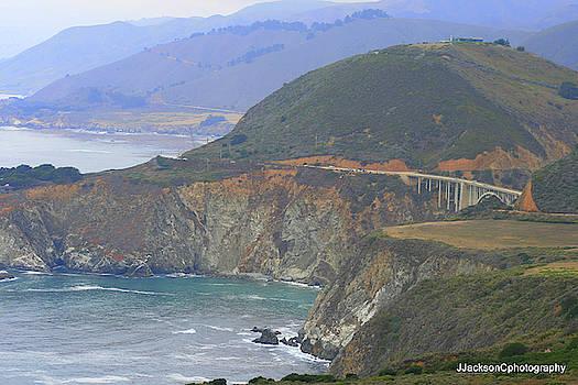 California Coastline by Jonathan Jackson Coe