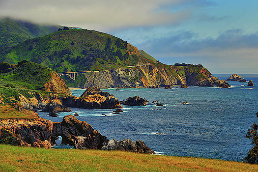 California Dreaming by Greg Norrell
