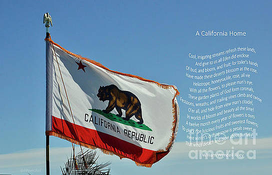 California Home Poem by Debby Pueschel