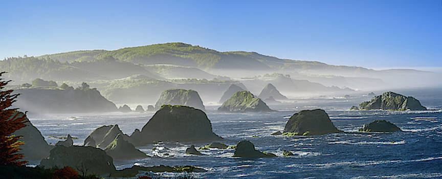 California Ocean by Jon Glaser
