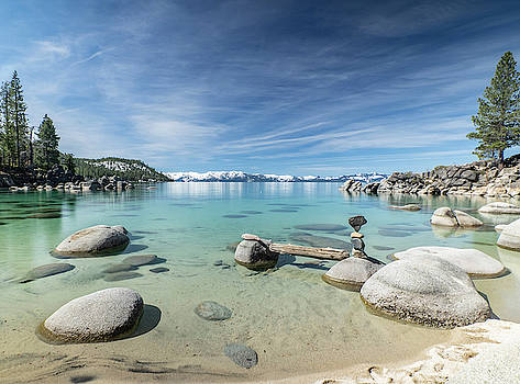 Calm Waters by Martin Gollery