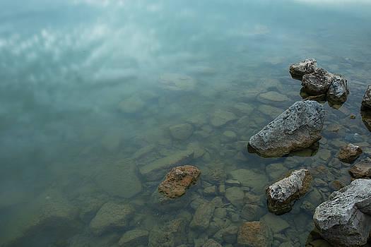 Calm with Rock by Hyuntae Kim
