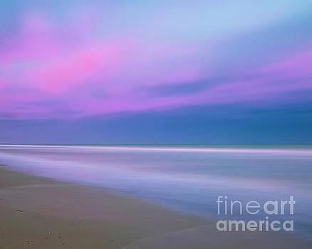 Calming Sea by Patrick M Lynch