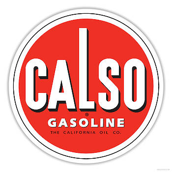 Calso Sign by Greg Joens