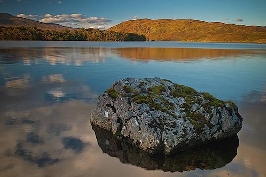 David Ross - Cam Loch, Sutherland, Scottish Highlands