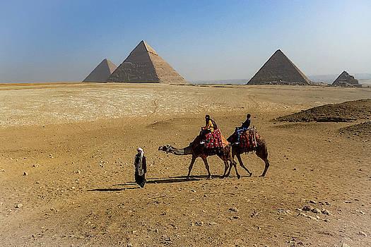 Camel Ride by John Wilkinson