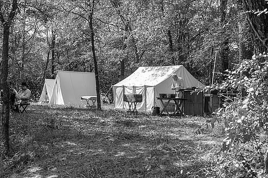 Sharon Popek - Camp Life