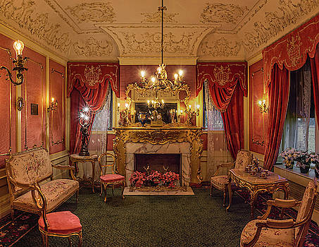 Campbell House Gold Room by David Sams