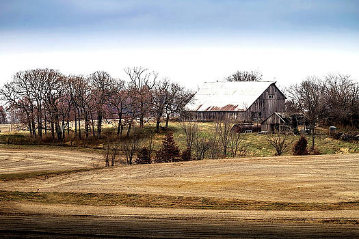 Campbell's Old Barn by Rick Grisolano Photography LLC