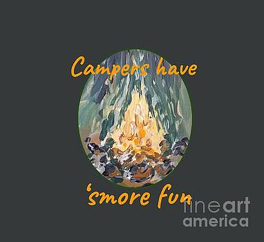 Campers have smore fun by Maria Langgle