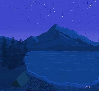Chance Kafka - Camping by a Midnight Lake