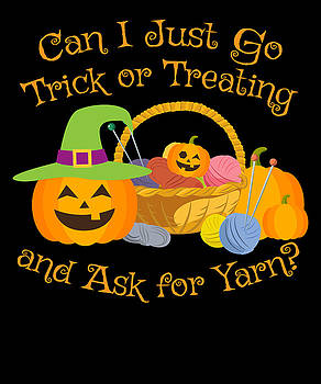 Can I Just Go Trick Or Treating And Ask For Yarn 2 by Kaylin Watchorn