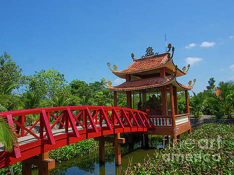 Asia Visions Photography - Can Tho Temple