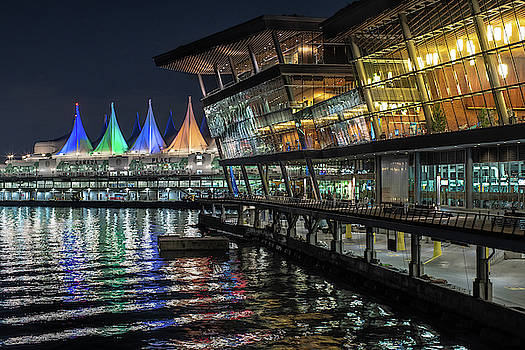 Ross G Strachan - Canada Place and The Convention Centre
