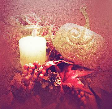 Candle Glow ll by Leticia Latocki