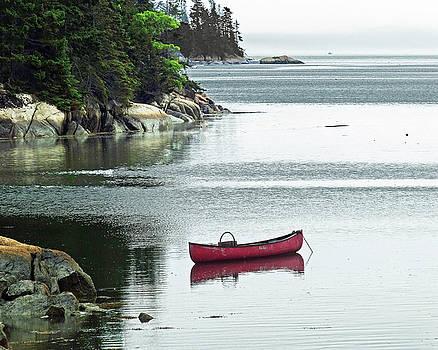 Canoe Cove by Carl Sheffer