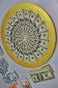 Canvas. Money. Art. by Andy Za