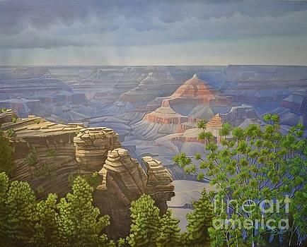 Canyon Dreams  by Jerry Bokowski