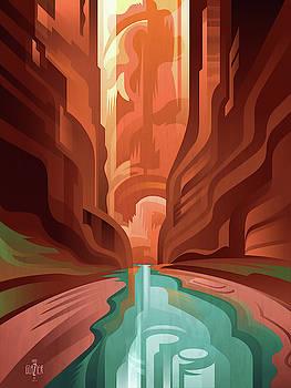 Garth Glazier - Glen Canyon Spirit