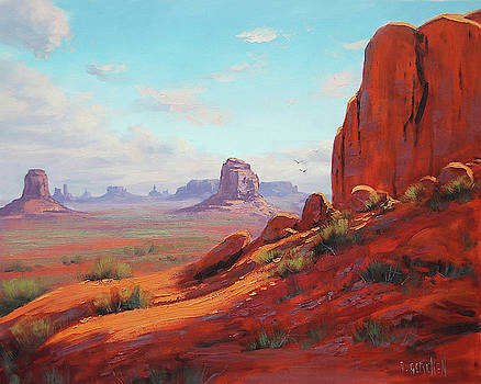 Canyonlands  by Graham Gercken