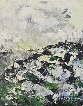 Cape Cod jetty by Pamela Canzano