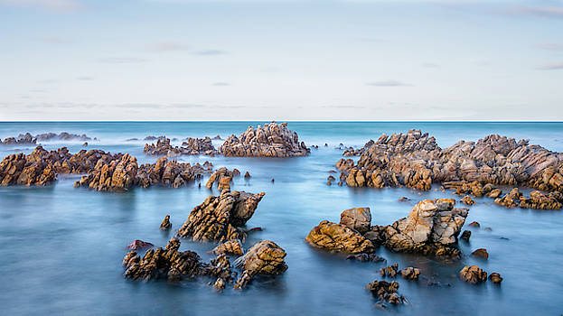Cape of Needles by Hamish Mitchell