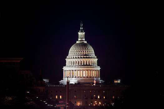 Capitol Building by Travis Rogers