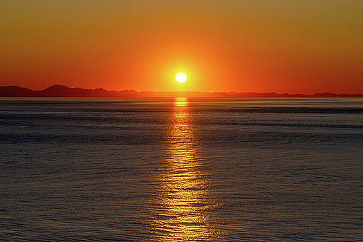 Captivating Sunset I by Debbie Ann Powell