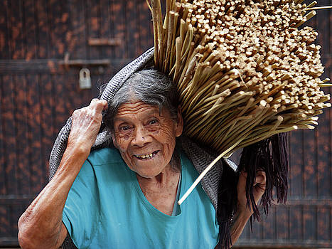 Carizos Sonrisas by Bruce Herman