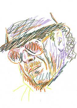 Carlos Santana by Pekka Liukkonen