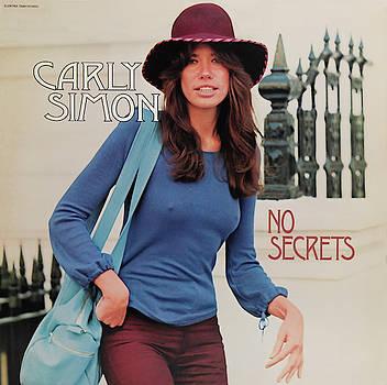 Robert VanDerWal - Carly Simon No Secrets