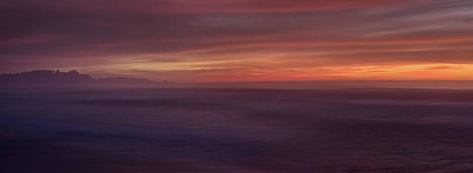 Carmel By The Sea Beach by Steve Gadomski