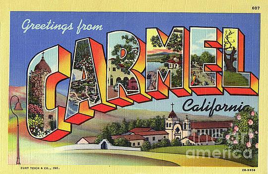 California Views Archives Mr Pat Hathaway Archives - Carmel circa 1938