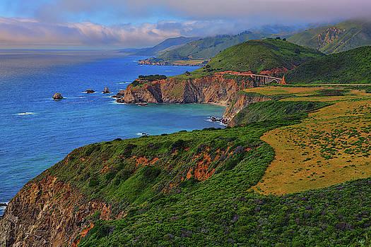 Carmel Highlands by Greg Norrell