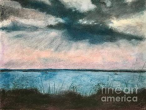 Carolina Sunset by Glenda Zuckerman