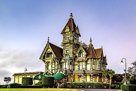 Carson Mansion by Bill Gallagher