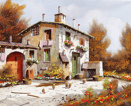 Casa Due by Guido Borelli