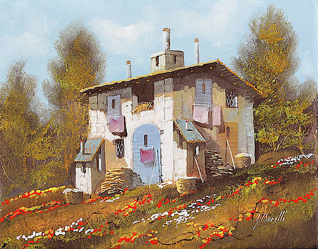 Casa Uno by Guido Borelli