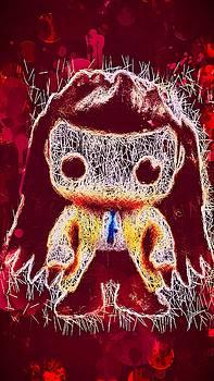 Castiel Supernatural Pop by Al Matra
